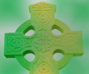 Cross Irish Symbol Picture