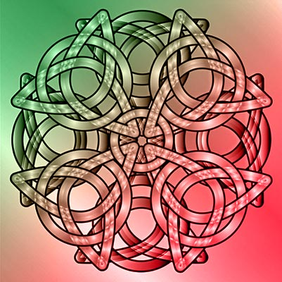 Celtic Knot Irish Symbol