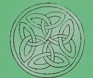 Celtic Trinity Knot Picture
