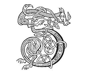 Celtic Pattern Image