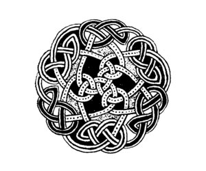 Celtic Tree of Life Symbol