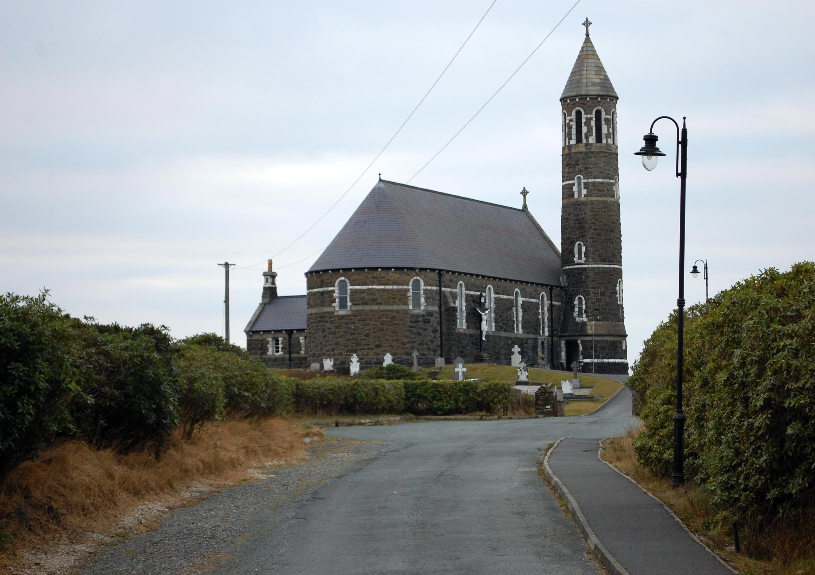 Facts About Ireland - Image of Church in Ireland