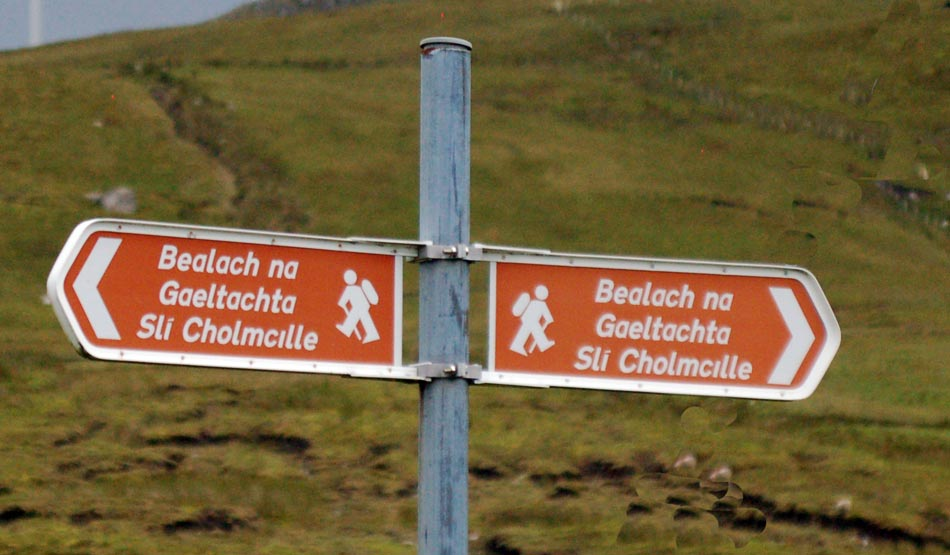 Irish Sign