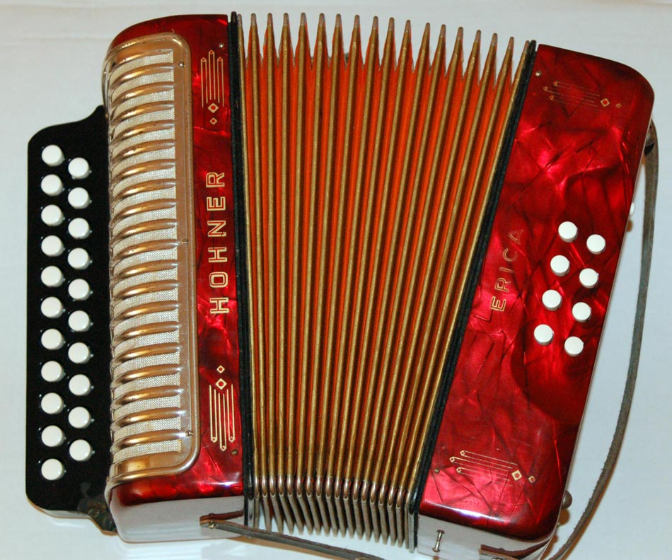 Irish Traditional Music - Accordion