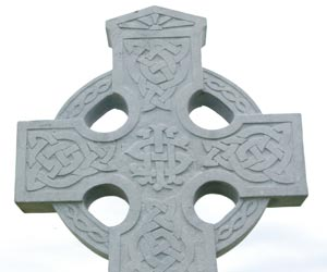 Celtic Cross Tattoo Image