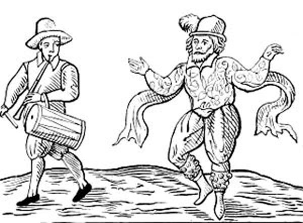 Will Kemp - Dance Jig Picture