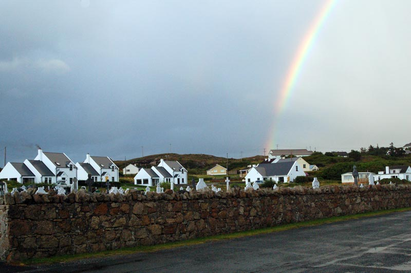 Leprechaun Rainbow Picture