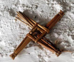 St Brigid's Cross Symbol